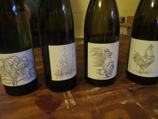 Gaston, OR: Wine labels