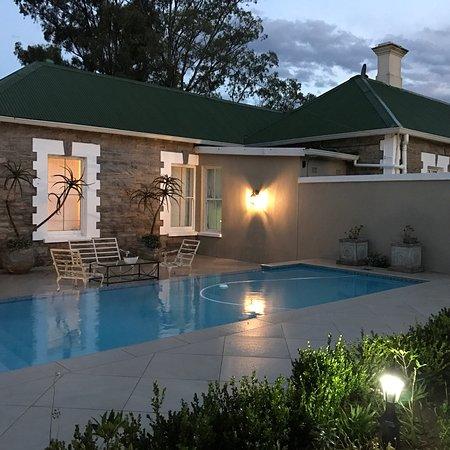 Grahamstown, Sudáfrica: Cornerstone Manor