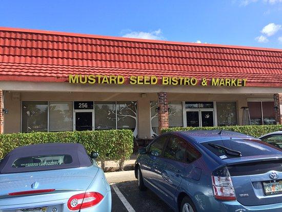 Plantation, فلوريدا: Mustard Seed Bistro