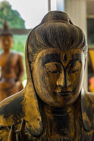 Thaton, Tailandia: Crystal pagoda - 25