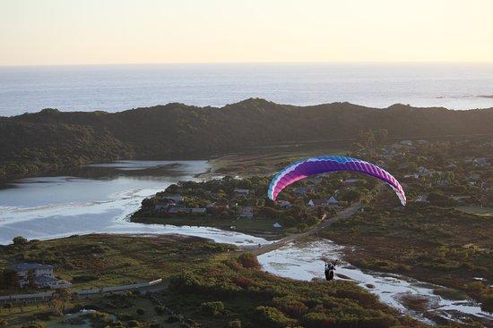 Уилдернесс, Южная Африка: Basic paragliding course
