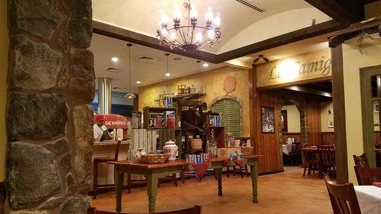 Gennaro S Italian Restaurant New Braunfels Texas