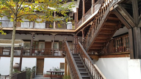 Manuc's Inn (Hanul lui Manuc): Hanul Manuc.