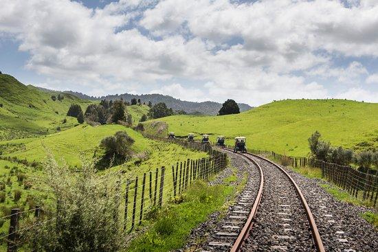 Taumarunui, Yeni Zelanda: Lovely day