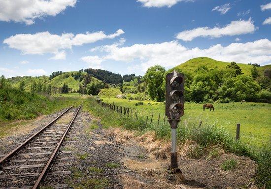 Taumarunui, Yeni Zelanda: Lunch stop