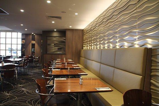 Tullamarine, Australia: Gladstone Park Hotel Bistro Booths