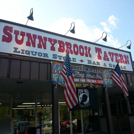 Oxon Hill, MD: Sunnybrook Tavern, est. 1961 {from their Facebook page)