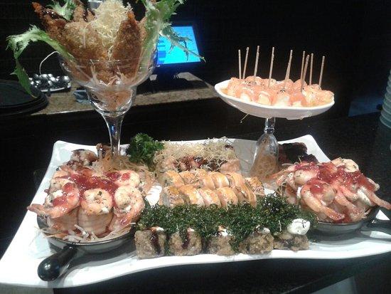 nazo sushi bar foto de nazo sushi bar brasília tripadvisor