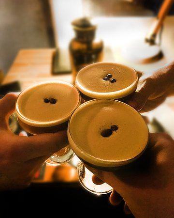 Launceston, Australia: Espresso Martini -  A Total Delight