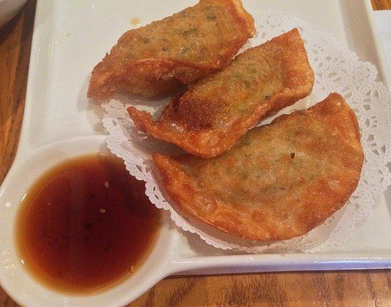 Newton, Μασαχουσέτη: Vegetarian Dumplings