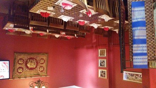Martinborough, New Zealand: Siam Kitchen Thai Restaurant
