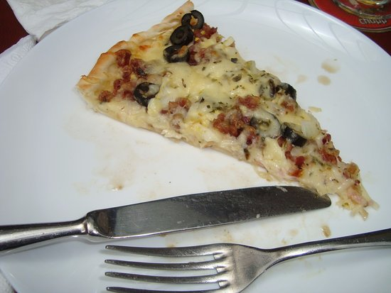 Marilia, SP: Rodízio de pizzas
