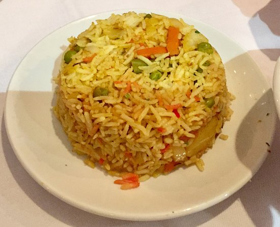 Bexhill-on-Sea, UK: Vegetable Rice