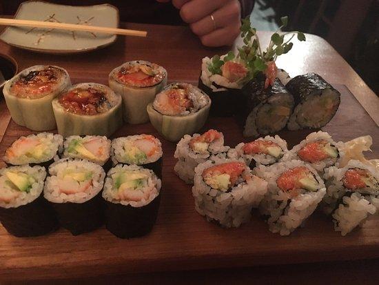 Blue Ribbon Sushi: photo1.jpg