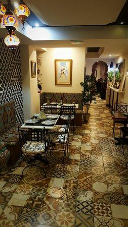 Al zahr arabian food ronda restaurantanmeldelser for Cuisine zahra