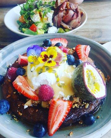 Ballina, Avustralya: Breakfast @ The Belle General