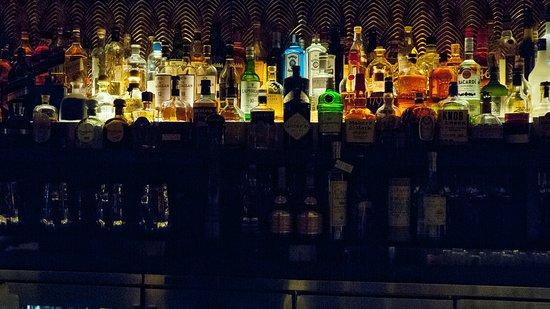 The Palm: The bar