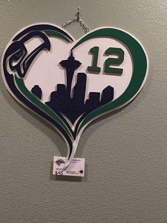 พอร์ตออร์ชาร์ด, วอชิงตัน: love the seahawks
