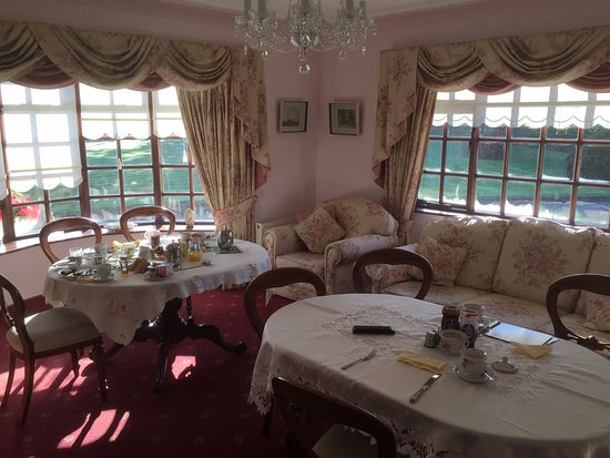 Ardee, Irlanda: Breakfast room
