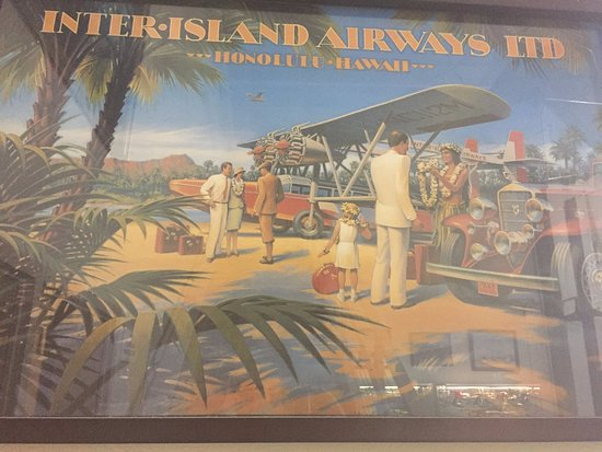 Port Townsend, WA: an older HI interisland airline