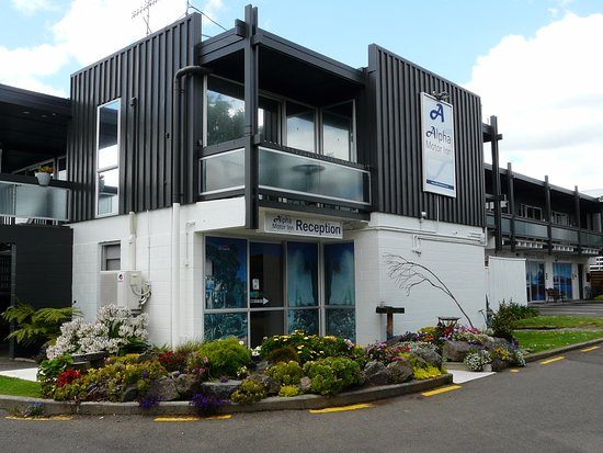 Palmerston North, Yeni Zelanda: Reception and garden