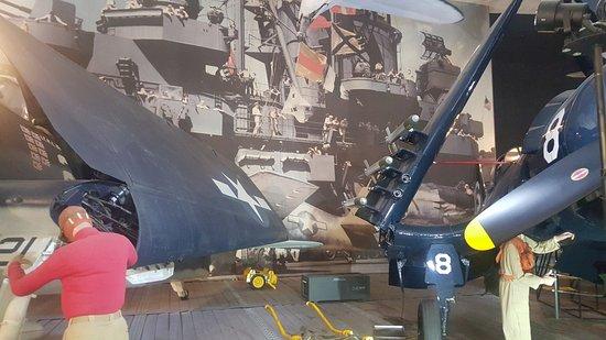 San Diego Air & Space Museum: Flight Deck