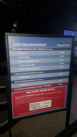 San Diego Air & Space Museum: Prices