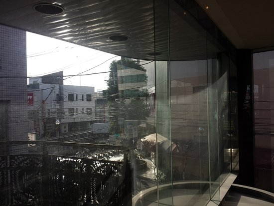 Adachi, ญี่ปุ่น: View outside the entrance.
