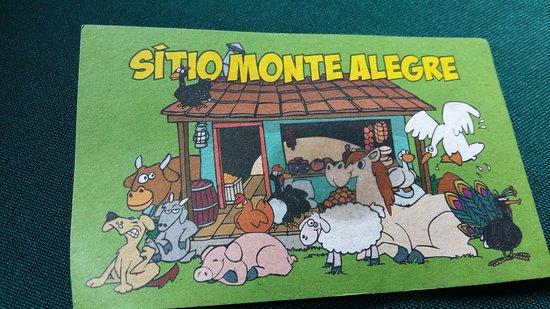 Sitio Monte Alegre