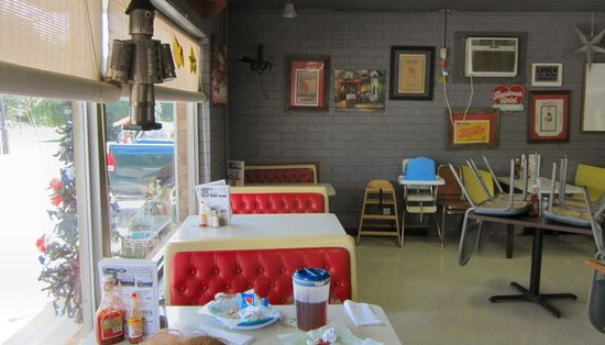 Star, Carolina del Norte: Dining Area