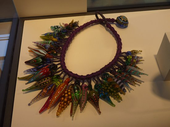 Corning, NY: Glass Jewelry