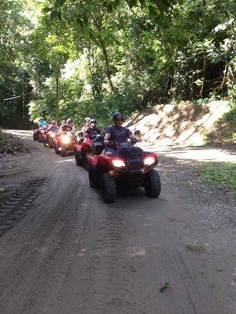 Montezuma, Costa Rica: Our ATV Group