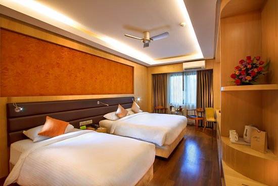 MiCasa Hotel Apartments Yangon Managed by AccorHotels : Deluxe Room