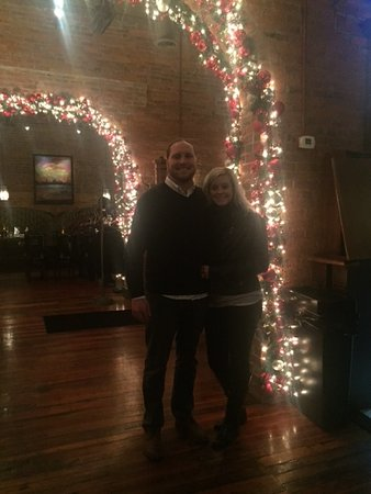 Lima, OH: beautiful christmas decor!