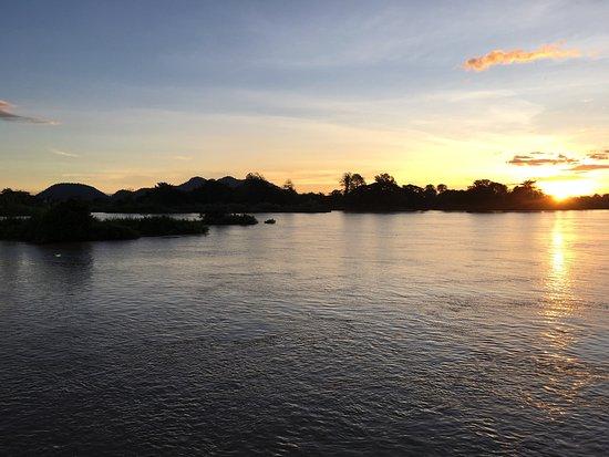 Дондет, Лаос: Great view