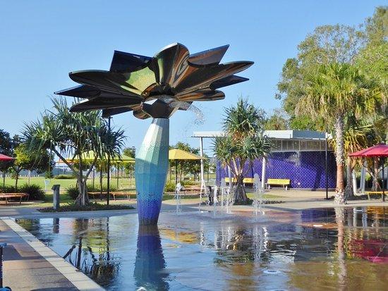 Gladstone, Australien: Water park