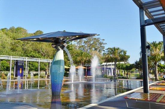 Gladstone, Australia: Water park