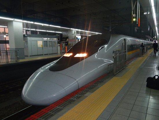 Chugoku, Jepang: レイルスターです。東京では見れません