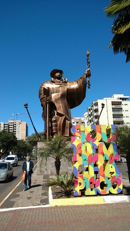 Chapeco, SC: Monumento
