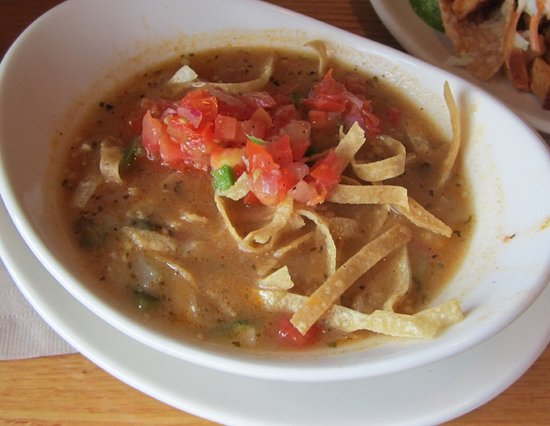 Princeton, Virginie-Occidentale : Chicken Tortilla Soup
