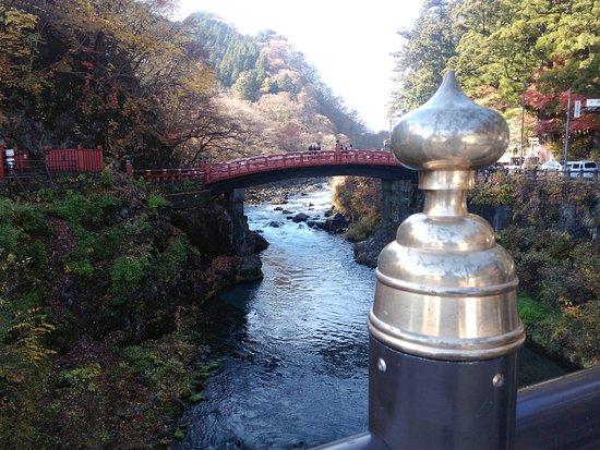 Shinkyo: Ponte de entrada da cidade