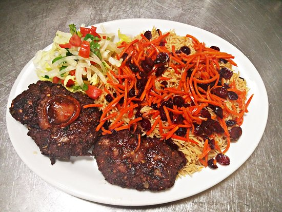 Kent, WA: Chapli Kebab
