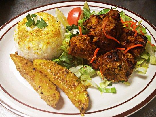 Kent, WA: Punjabi Boti Chicken Tikka