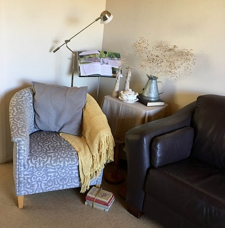 Longford, Australia: A quiet corner in Aggie's