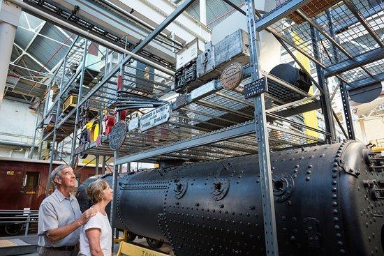 Ipswich, Australia: See Queensland's rail history up close