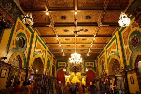 Medan - Inside Maimoon Palace