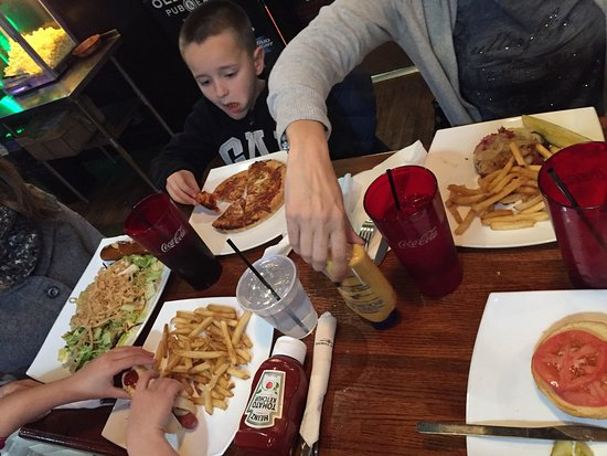 Geneva, IL: Old Towne Pub and Eatery