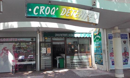 La Garde, France: Le Croq Detente