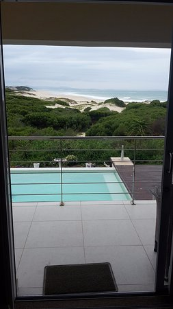 Jeffreys Bay, South Africa: Stunning View from the room