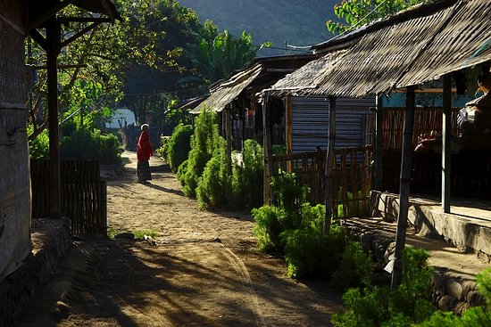 Lombok,Traditional Village